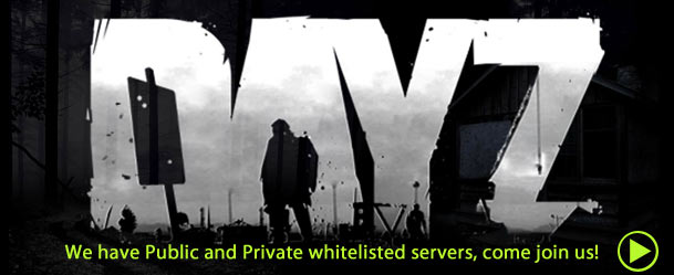 StormerClan members have embraced DayZ, come join us on our public and private hives.