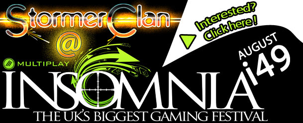 Join fellow StormerClan members at i49! Lets start planning it now.